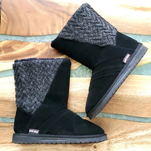 Muk Luks Boots | Size 8